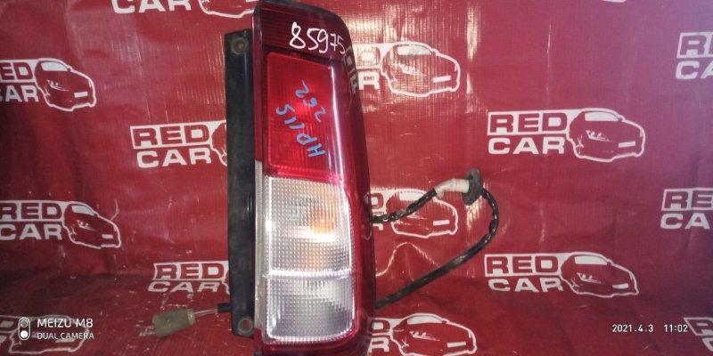 Стоп-сигнал Mazda Laputa HP11S-601060 F6A-2624121 1999 правый (б/у)