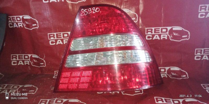 Стоп-сигнал Toyota Corolla NZE121 правый (б/у)
