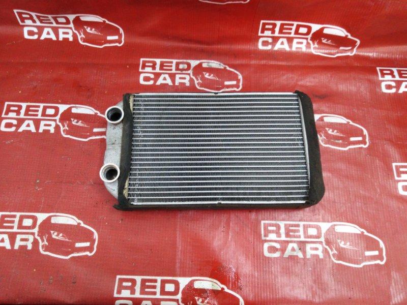 Радиатор печки Toyota Carib AE111-7071013 4A-H371642 1999 (б/у)