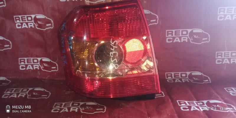 Стоп-сигнал Toyota Corolla Runx ZZE124-0020190 1ZZ-2428159 2005 правый (б/у)