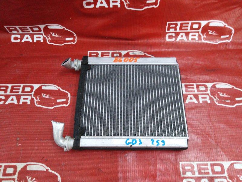 Радиатор печки Honda Fit GD3-2013834 L15A-1516114 2007 (б/у)