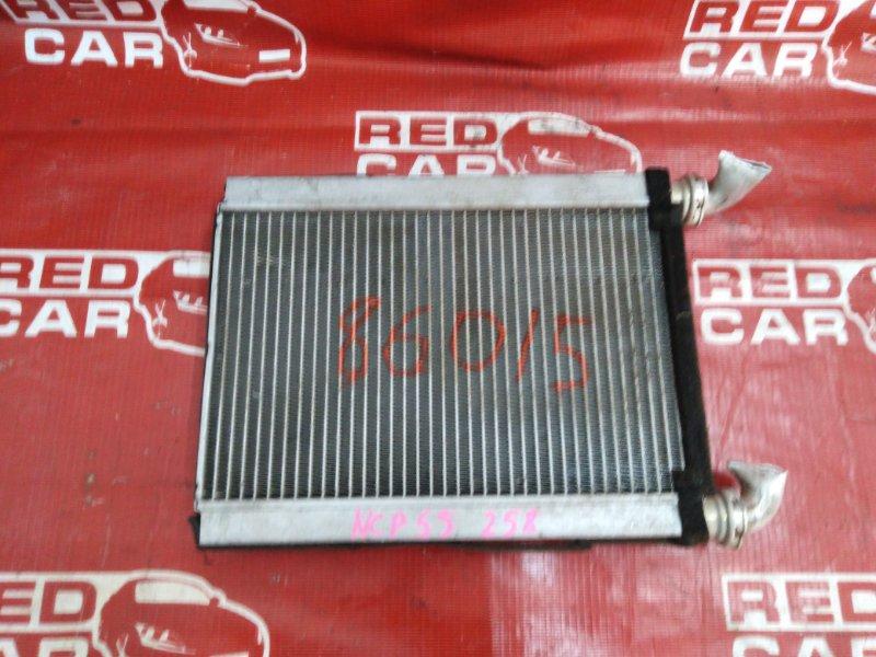 Радиатор печки Toyota Probox NCP55-0052818 1NZ-C602722 2007 (б/у)