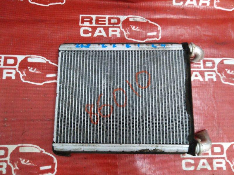 Радиатор печки Toyota Corolla Runx ZZE124-0020190 1ZZ-2428159 2005 (б/у)