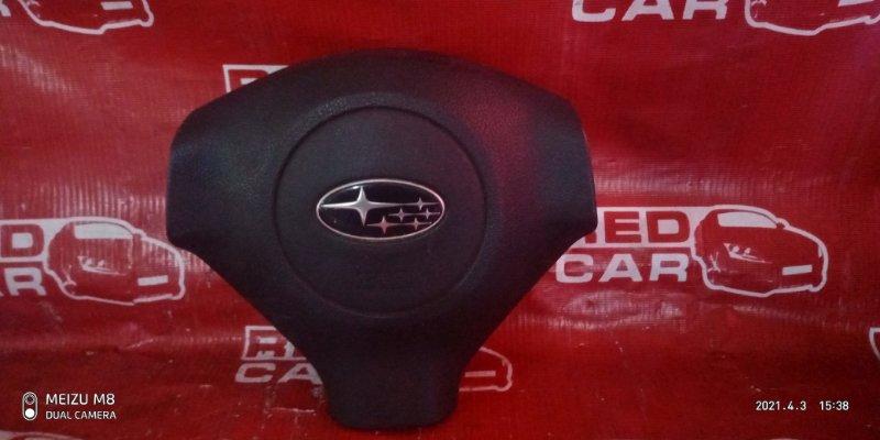 Airbag на руль Subaru Legacy BP5-104678 EJ20-C720312 2005 (б/у)