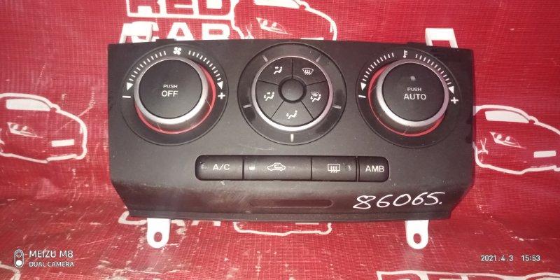 Климат-контроль Mazda Axela BK5P-335187 ZY-538044 2000 (б/у)