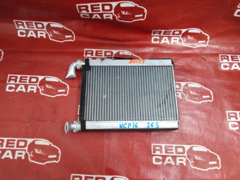 Радиатор печки Toyota Platz NCP16-0022564 2NZ-3605672 2005 (б/у)