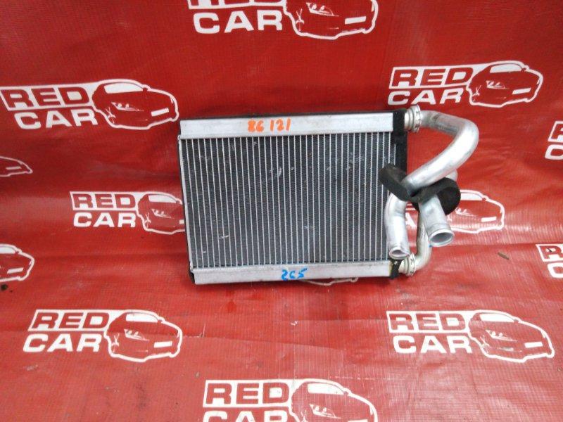 Радиатор печки Toyota Porte NNP11-5016639 1NZ-C636436 2007 (б/у)