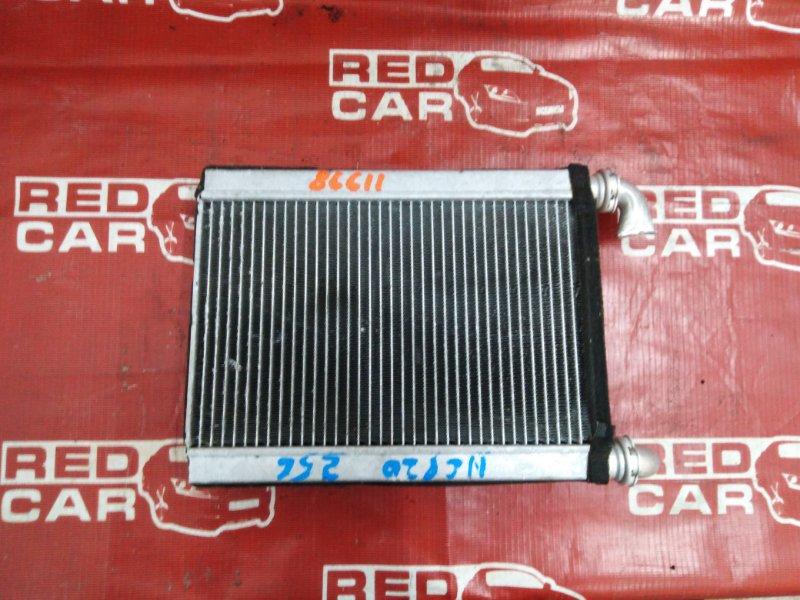 Радиатор печки Toyota Funcargo NCP20-0368203 2NZ-3552568 2004 (б/у)