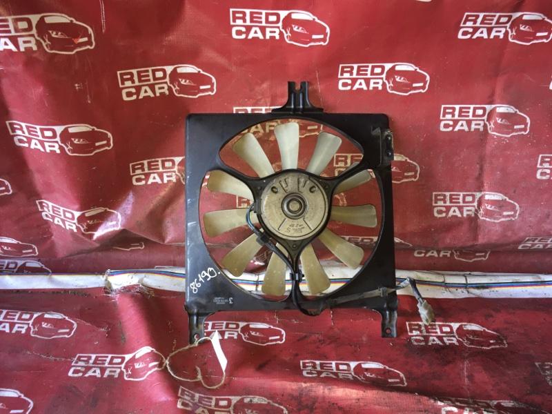 Диффузор радиатора Mazda Laputa HP11S-601060 F6A-2624121 1999 (б/у)