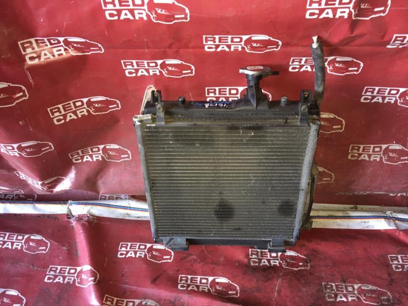 Радиатор основной Mazda Laputa HP11S-601060 F6A-2624121 1999 (б/у)