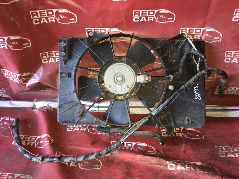 Диффузор радиатора Mazda Demio DY3W ZJ (б/у)