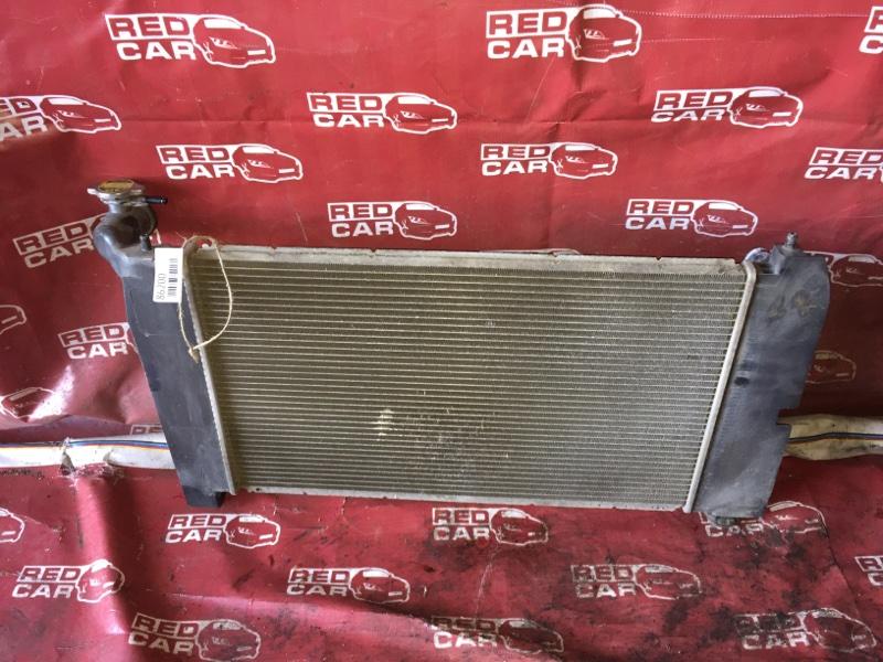Радиатор основной Toyota Corolla Spacio ZZE124 1ZZ (б/у)