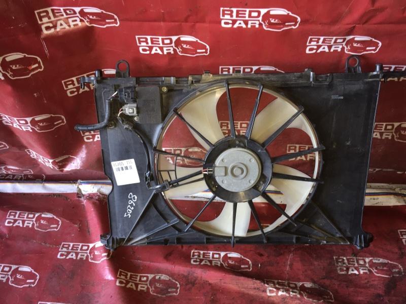Диффузор радиатора Toyota Corolla Axio NZE144-6010485 1NZ 2008 (б/у)