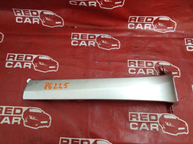 Планка под стоп Toyota Carina AT212-0098205 5A-J203800 2001 задняя правая (б/у)