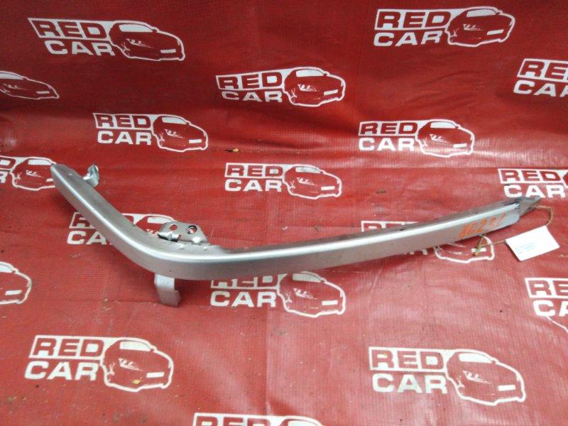 Планка под фары Toyota Carina AT212-0098205 5A-J203800 2001 передняя правая (б/у)