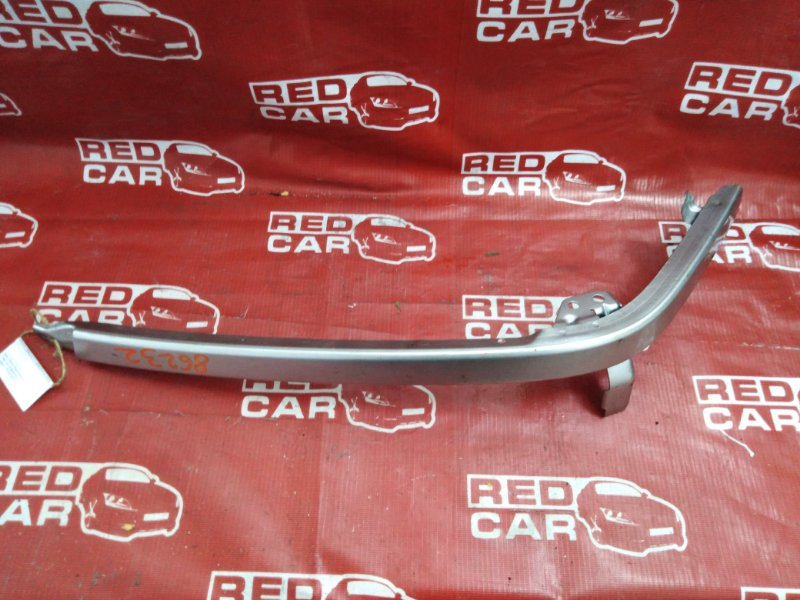 Планка под фары Toyota Carina AT212-0098205 5A-J203800 2001 передняя левая (б/у)