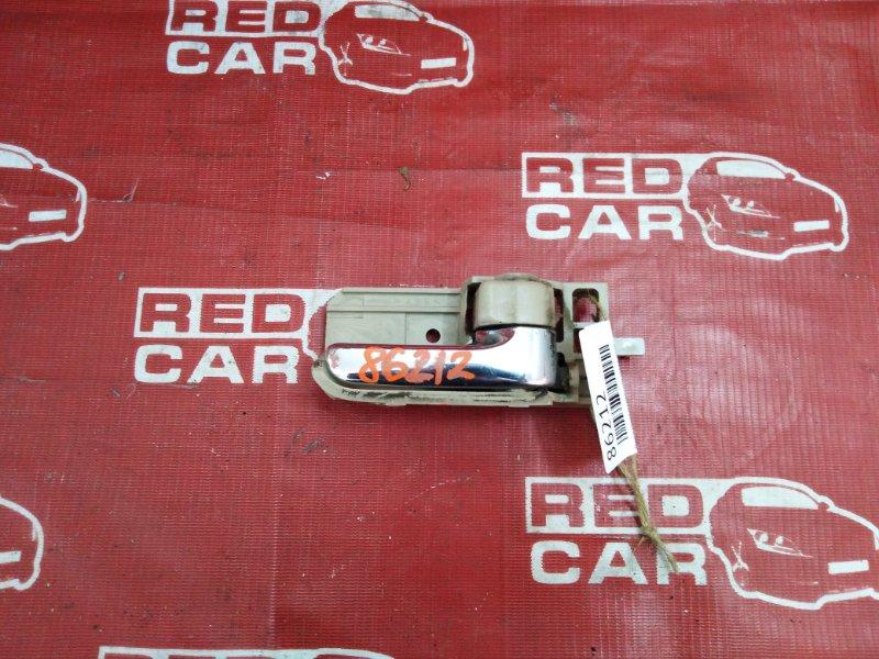 Ручка двери внутренняя Toyota Corolla Spacio ZZE124 передняя правая (б/у)