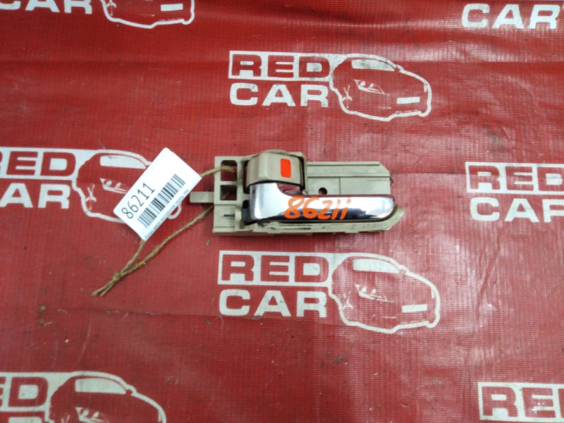 Ручка двери внутренняя Toyota Corolla Spacio ZZE124 передняя левая (б/у)