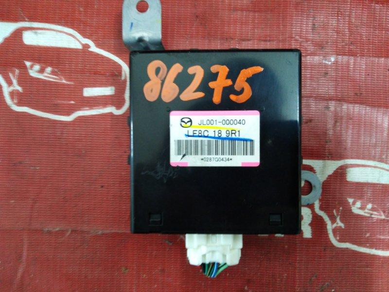 Блок управления 4wd Mazda Biante CCEAW (б/у)