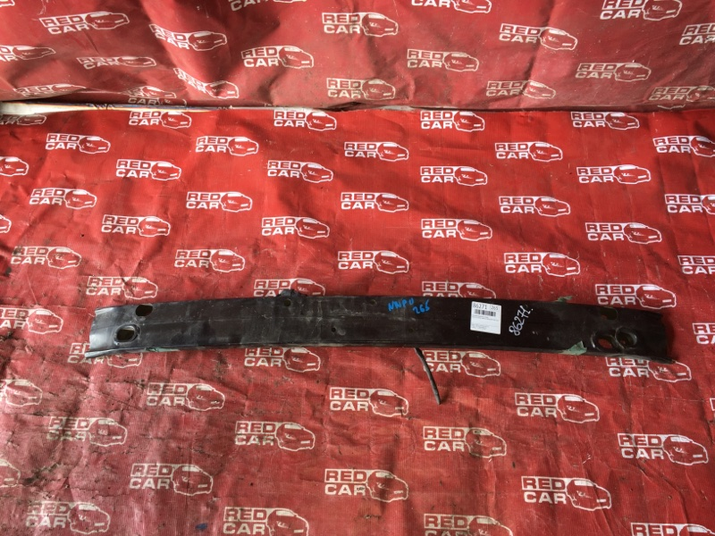Усилитель бампера Toyota Porte NNP11-5016639 1NZ-C636436 2007 передний (б/у)