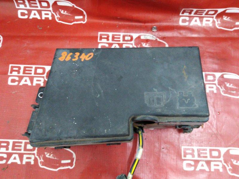 Блок предохранителей под капот Mazda Axela BK5P-335187 ZY-538044 2000 (б/у)