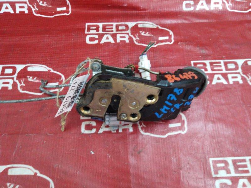 Замок двери Toyota Hiace LH178-1006534 5L-5118674 2001 передний правый (б/у)