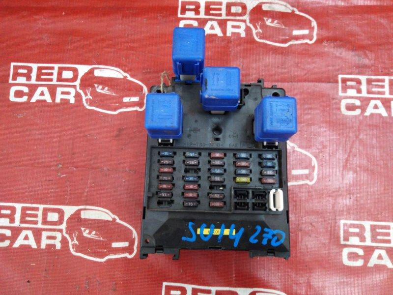 Блок предохранителей Nissan Bluebird SU14-105853 CD20-752972X 1999 (б/у)