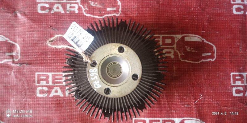 Вискомуфта Toyota Hiace KZH1014174 1KZ-0181796 2001 (б/у)