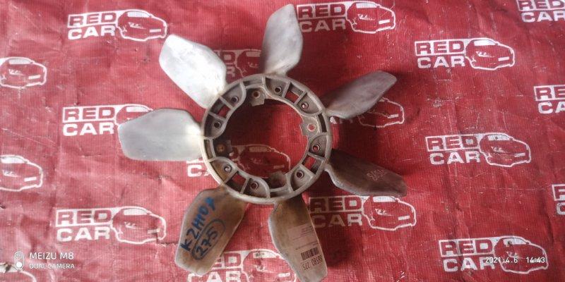 Вентилятор Toyota Hiace KZH1014174 1KZ-0181796 2001 (б/у)