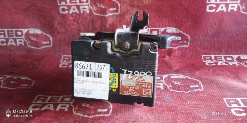 Блок abs Toyota Caldina ST215-3033802 3S-7642783 1998 (б/у)