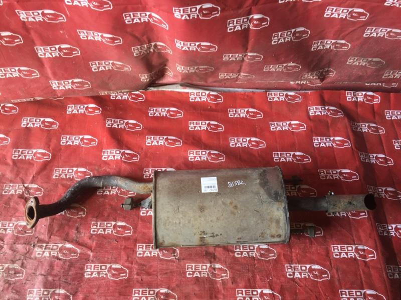 Бочка глушителя Toyota Camry CV30-0009311 2C-1698817 1990 (б/у)