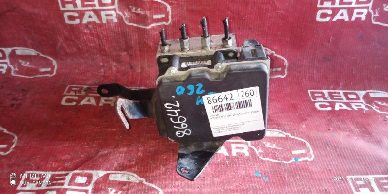 Блок abs Honda Freed GB4-1006432 L15A-2506442 2009 (б/у)