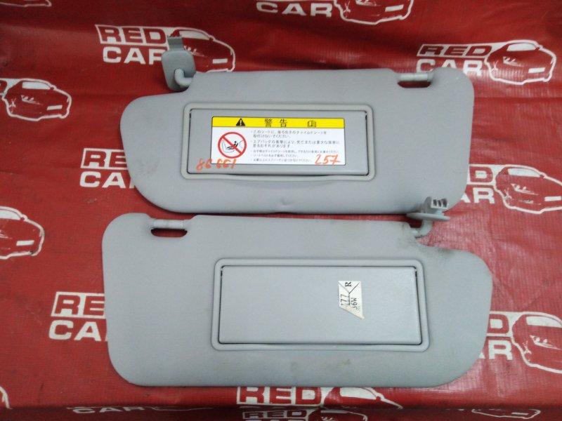 Козырек солнцезащитный Mazda Axela BK5P-335187 ZY-538044 2000 (б/у)