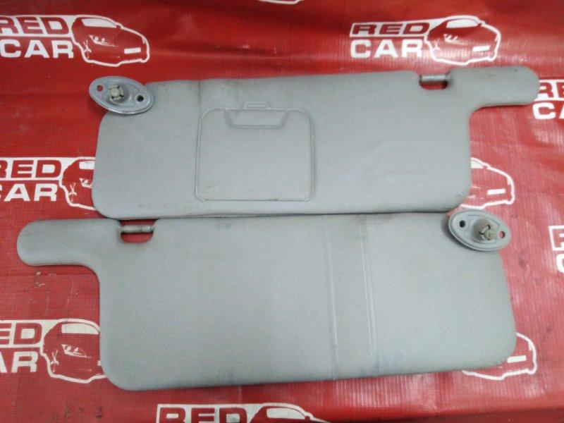Козырек солнцезащитный Toyota Porte NNP11-5016639 1NZ-C636436 2007 (б/у)