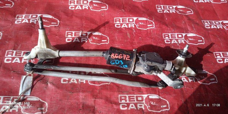 Мотор дворников Honda Fit GD3-2013834 L15A-1516114 2007 (б/у)