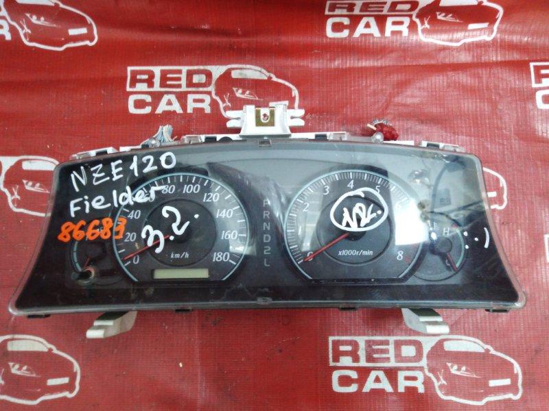 Панель приборов Toyota Corolla Fielder NZE124 (б/у)