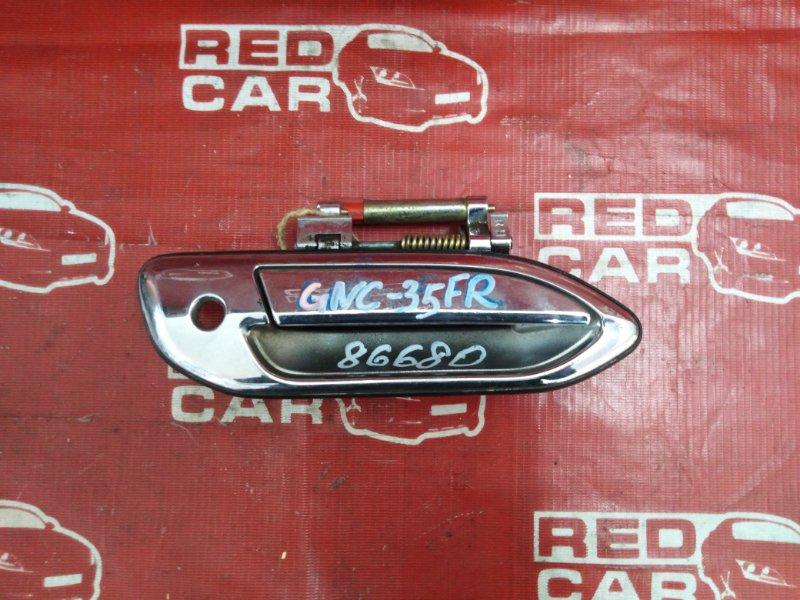 Ручка двери внешняя Nissan Laurel GNC35 передняя правая (б/у)
