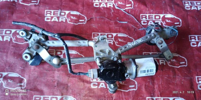 Мотор дворников Mazda Biante CCEAW передний (б/у)