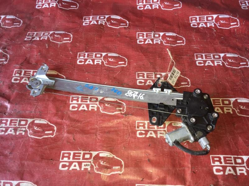 Стеклоподъемник Honda Freed GB4-1006432 L15A-2506442 2009 задний левый (б/у)