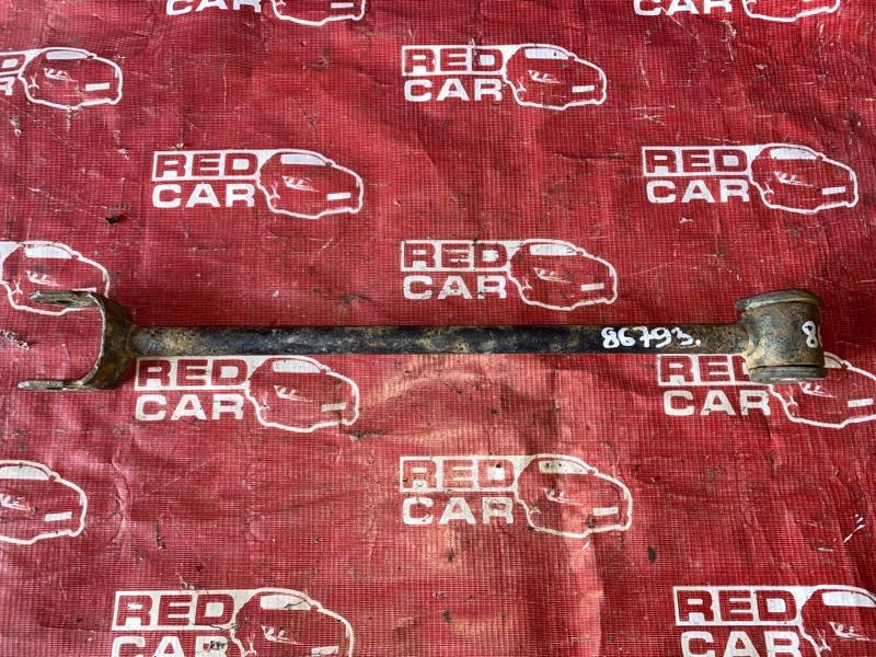 Тяга продольная Toyota Carib AE111-7071013 4A-H371642 1999 задняя (б/у)