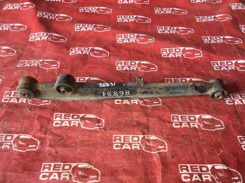 Рычаг Mazda Laputa HP11S-601060 F6A-2624121 1999 задний левый (б/у)