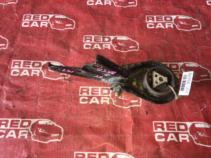 Подушка двигателя Mazda Axela BK5P-335187 ZY-538044 2000 задняя (б/у)