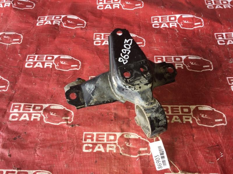 Подушка двигателя Toyota Raum EXZ10 5E задняя (б/у)
