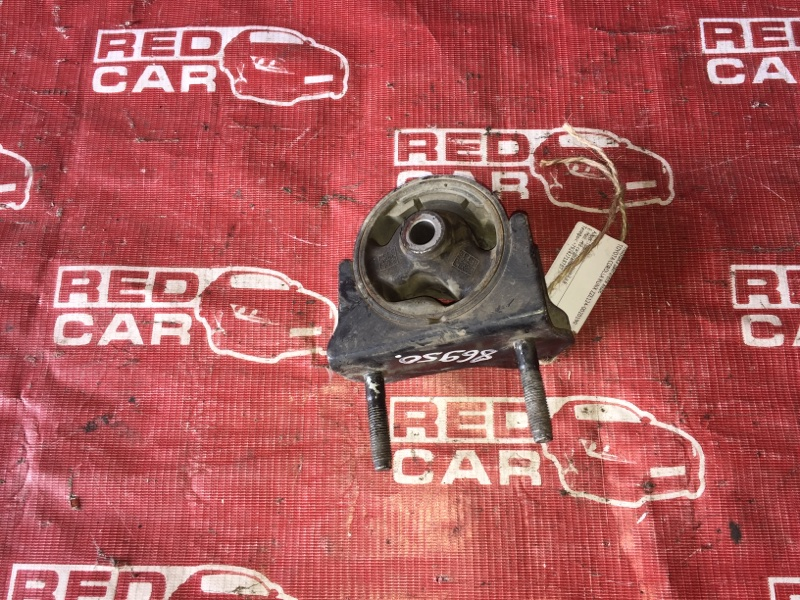 Подушка двигателя Toyota Corolla Runx ZZE124-0020190 1ZZ-2428159 2005 задняя (б/у)