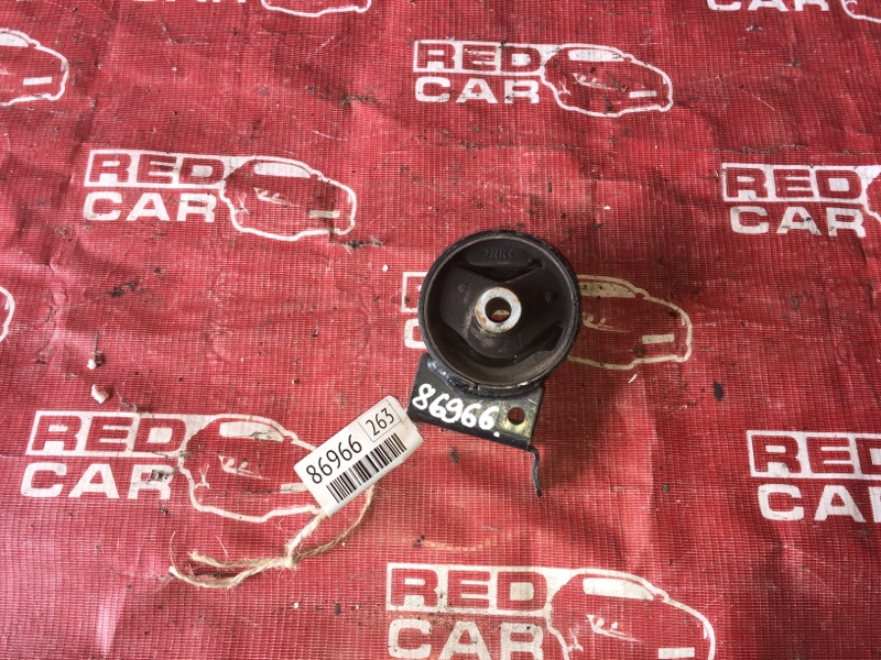 Подушка двигателя Toyota Platz NCP16-0022564 2NZ-3605672 2005 левая (б/у)