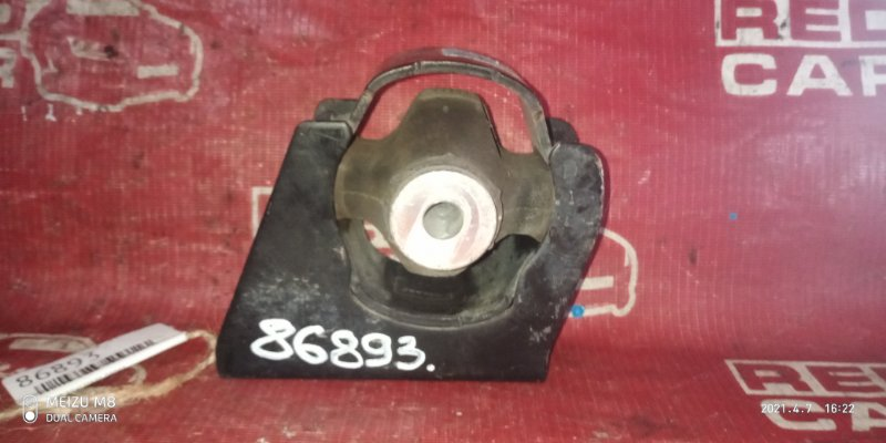 Подушка двигателя Toyota Corolla Axio NZE141 1NZ передняя (б/у)