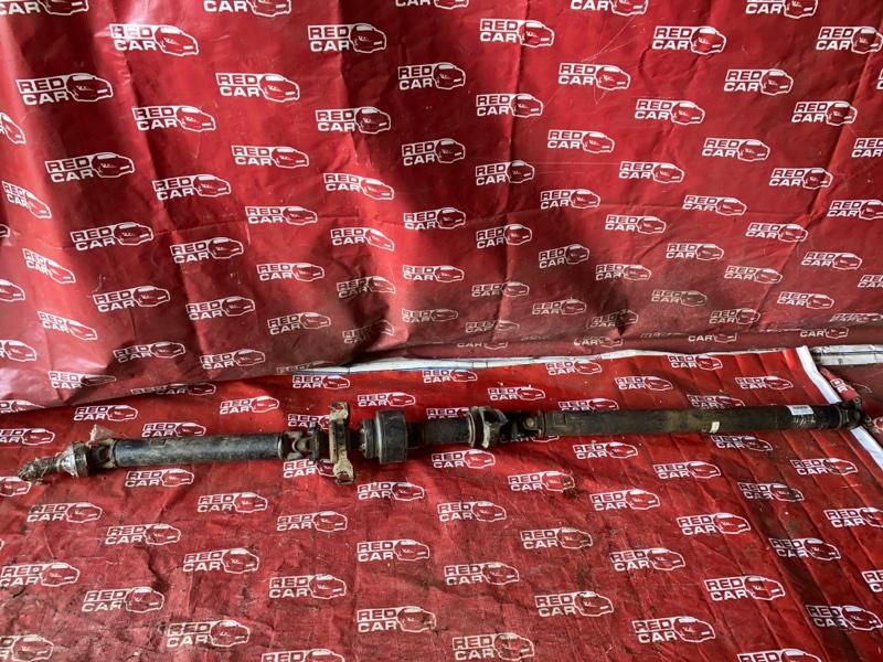 Карданный вал Toyota Probox NCP55-0044151 1NZ 2006 задний (б/у)