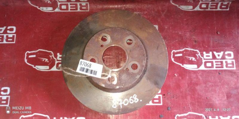 Тормозной диск Toyota Caldina ST215 передний (б/у)