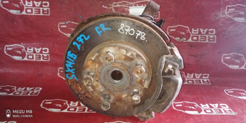 Ступица Toyota Ipsum SXM15-0030079 3S-2286029 1997 передняя правая (б/у)