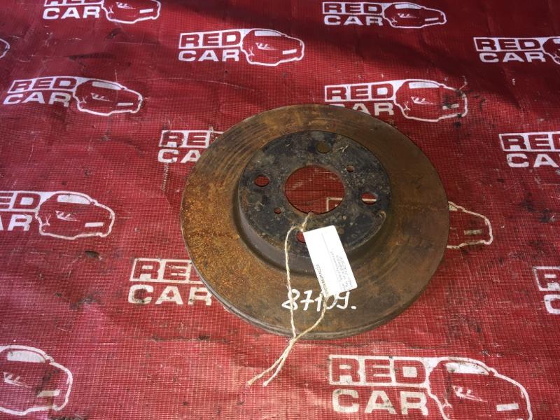 Тормозной диск Toyota Raum NCZ20 передний (б/у)